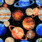Planetary Bodies by implexity