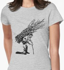 Led Zeppelin IV Women's Fitted T-Shirt