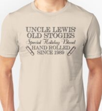 Uncle Lewis' Old Stogies T-Shirt