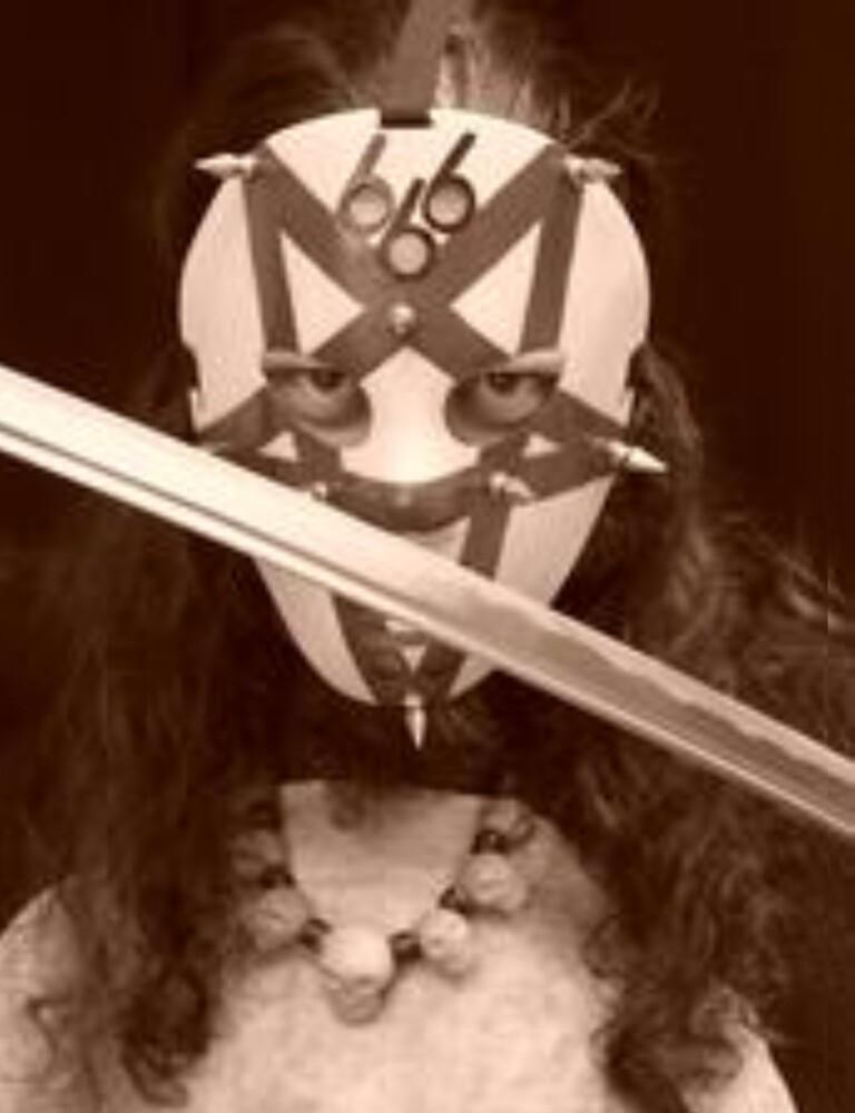 Zombie Mask by Kevyn Paul Eisenman
