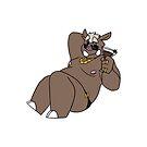 Bad Boar by v--r
