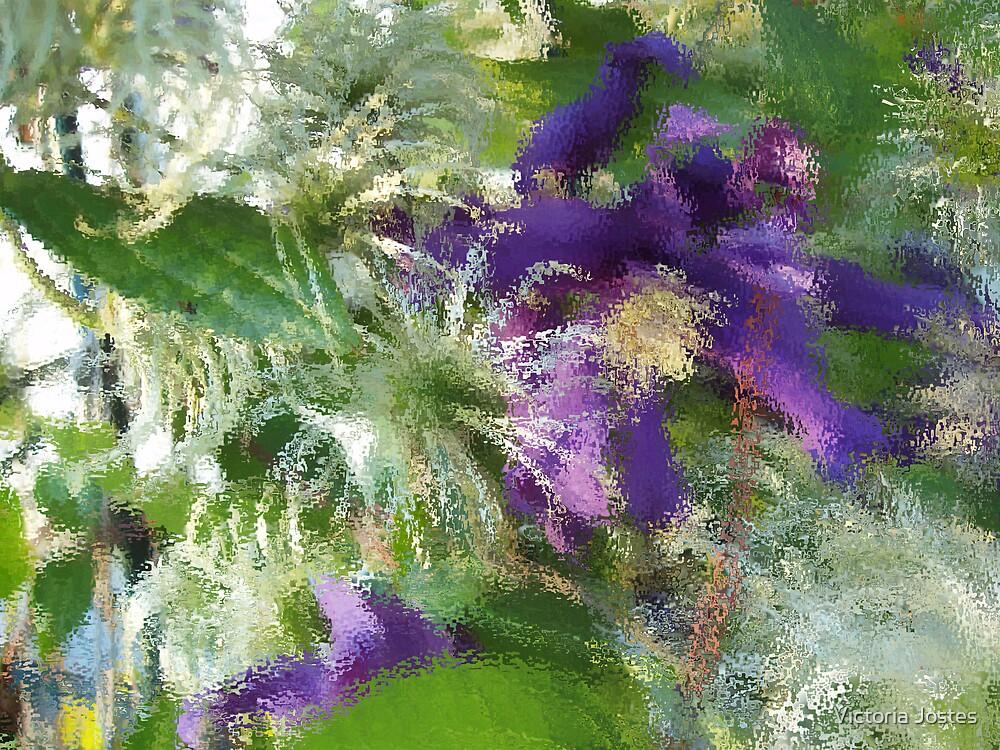 Purple Rain by Victoria Jostes