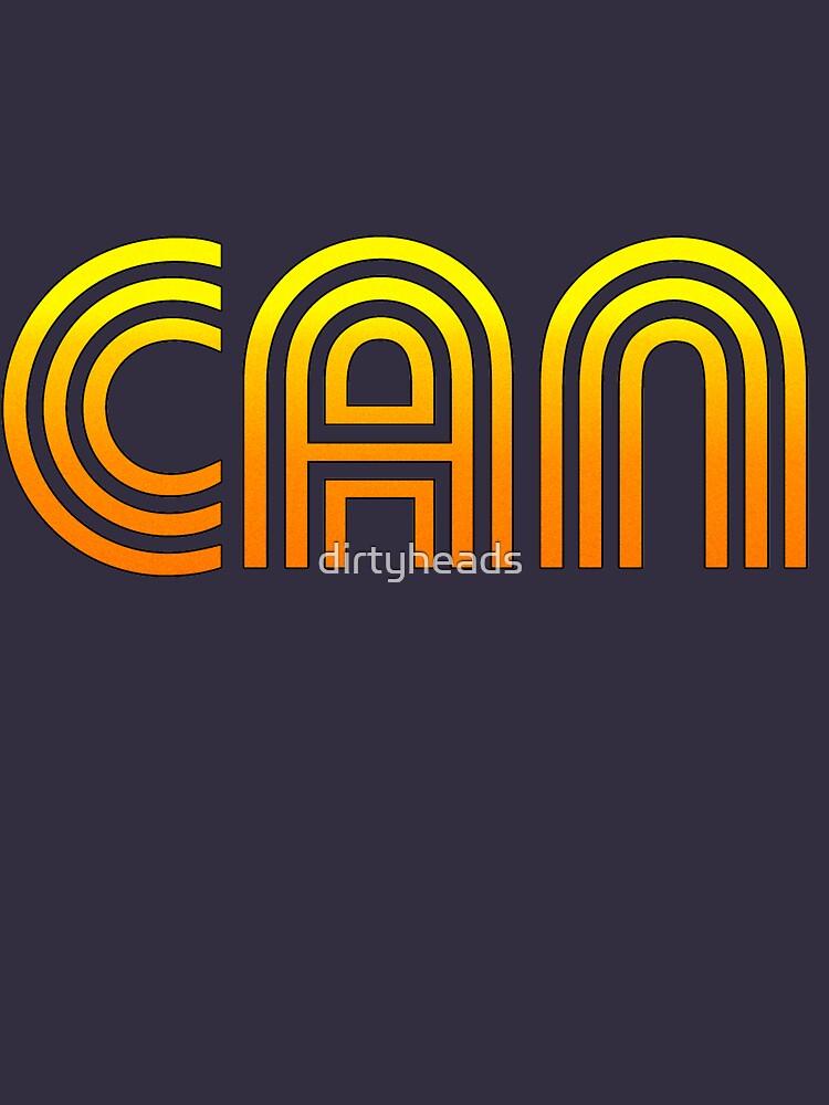 Can- krautrock logo by dirtyheads