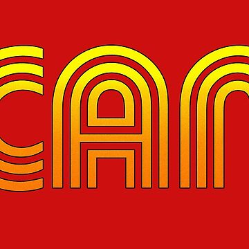 Can- krautrock logo by dirtyheads