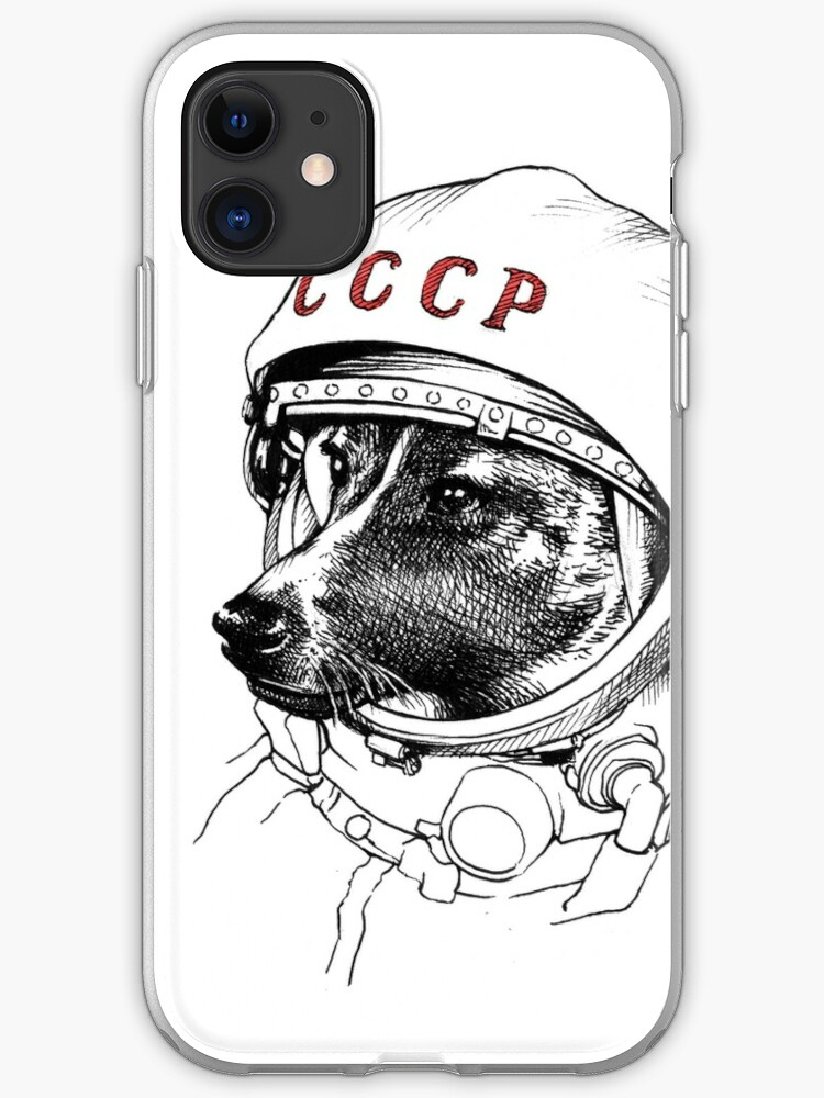 Space travelers iPhone 11 case