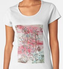 Blooming Emotions II Women's Premium T-Shirt
