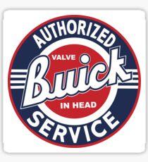 Vintage Buick Sticker
