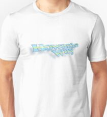 Howards' Way - distressed Slim Fit T-Shirt