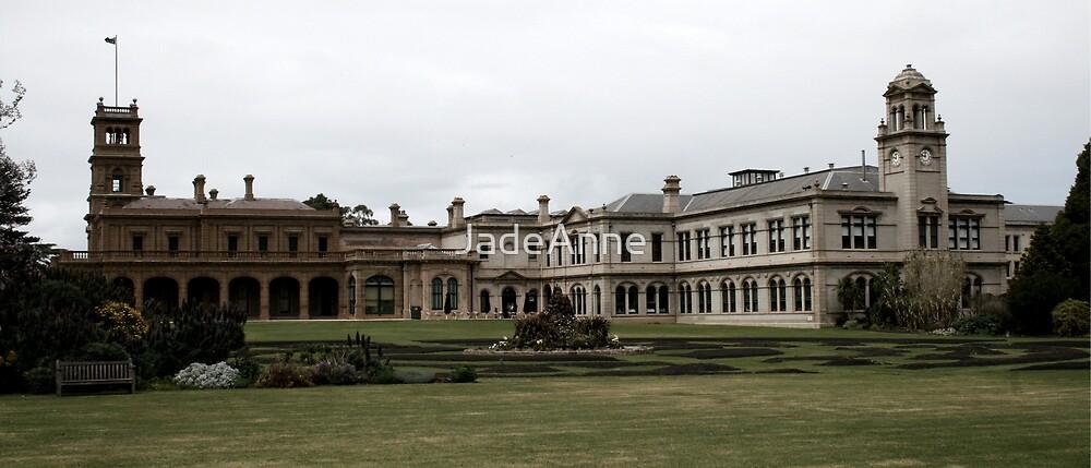 Werribee Mansion #2 by JadeAnne