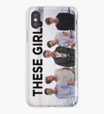 Why Don't We These Girls iPhone Case/Skin