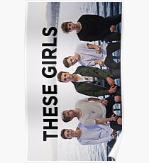 Why Don't We These Girls Poster