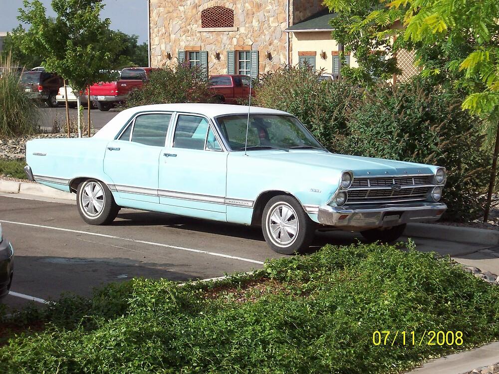 Classic Car, Prescott Valley, Arizona by HungarianGypsy