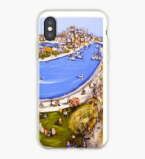 Cruise into summer iPhone Case