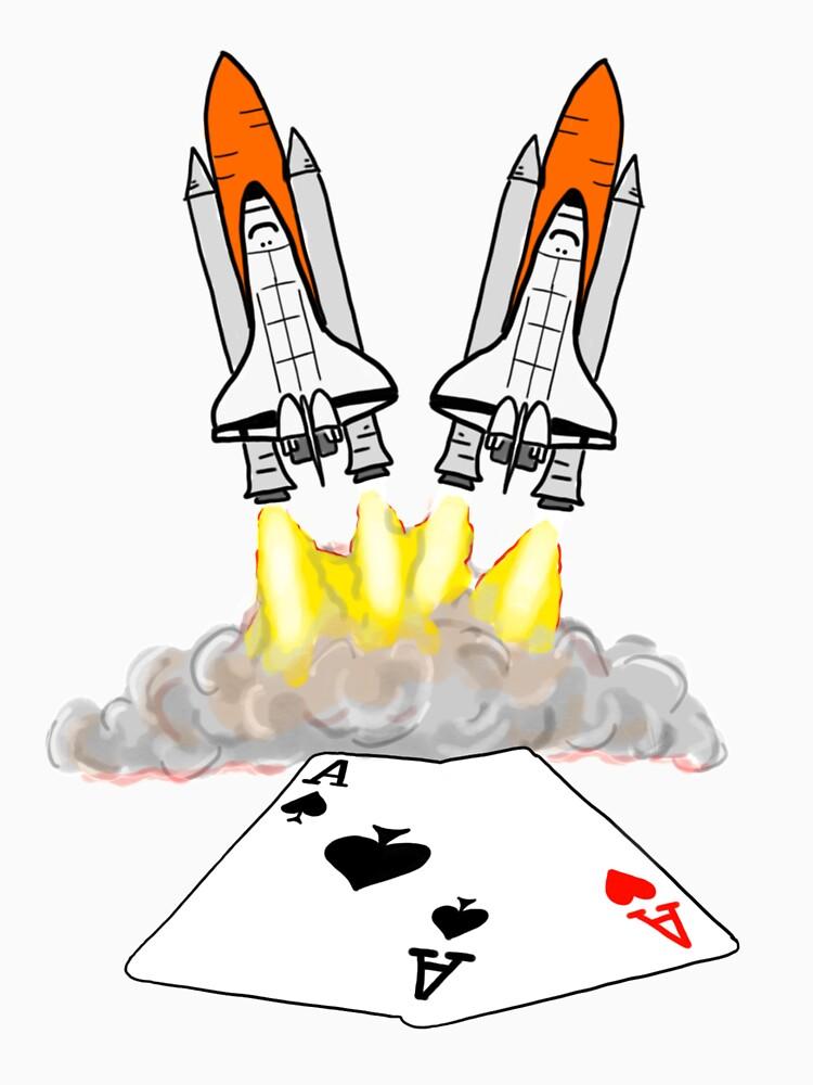 Pocket Rockets by fullrangepoker