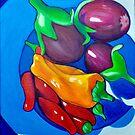 Babaganoush by Lori Elaine Campbell