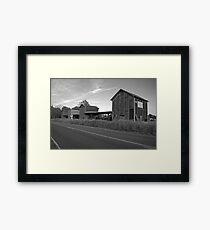 Tobacco Road Framed Print