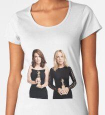 Amy and Tina Golden Globes Women's Premium T-Shirt