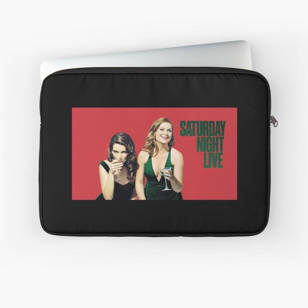 Amy und Tina SNL Laptoptasche
