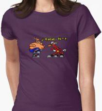 Camiseta entallada Toe Jammin '