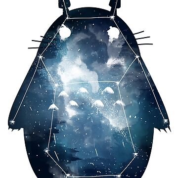 Totoro Costellation by THEILO
