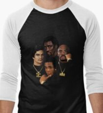 THE GOLD ERA OF BOXING Men's Baseball ¾ T-Shirt
