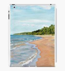 Peaceful Beach iPad Case/Skin