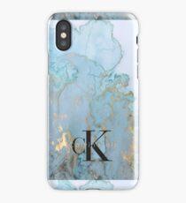Blue Marble CK phone case iPhone Case