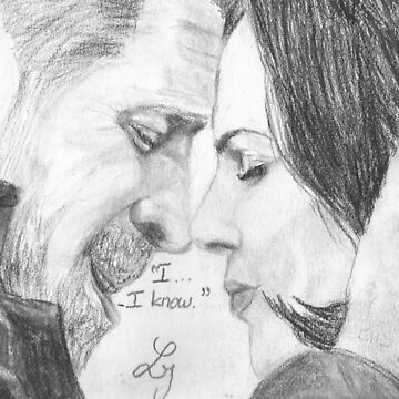 Outlawqueen  by lisedraws