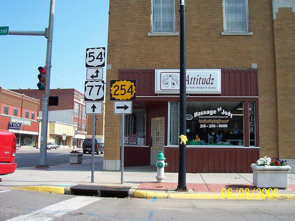 El Dorado, Kansas by HungarianGypsy