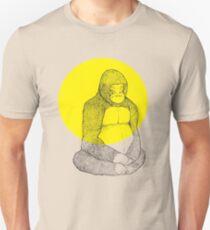 Gorilla Meditation Unisex T-Shirt