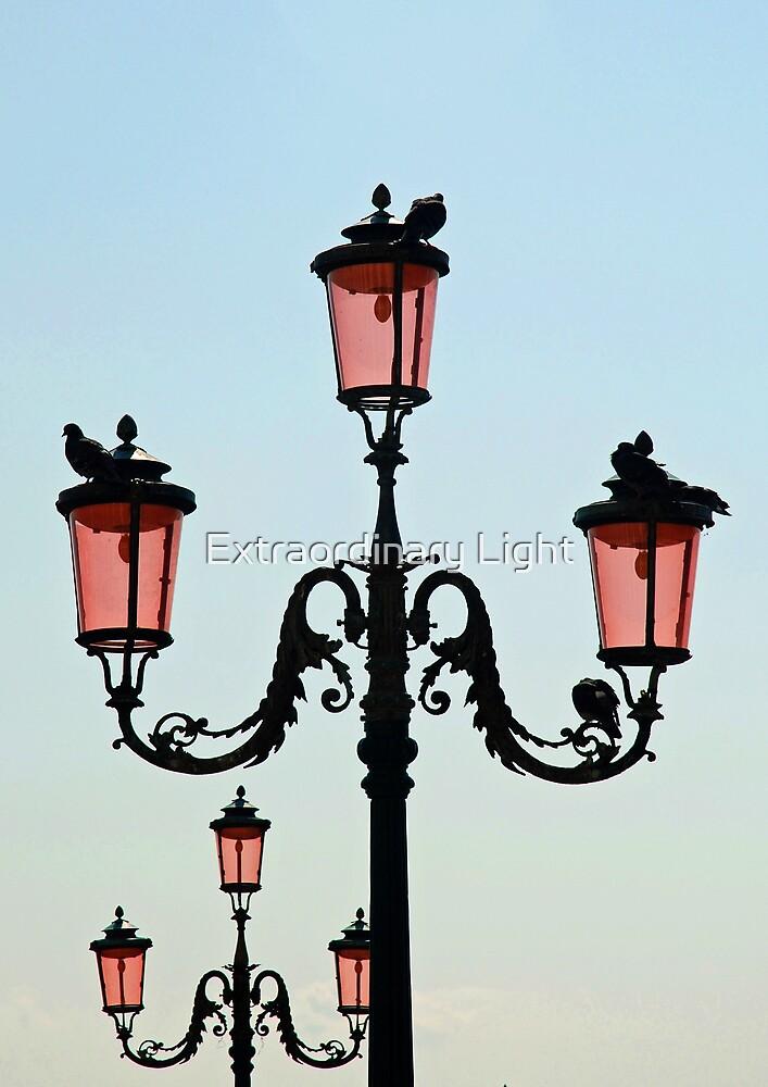 Venetian Street Lights by Extraordinary Light