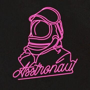Asstronaut by bresquilla