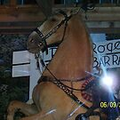 Trigger at the Roy Rogers Museum by HungarianGypsy