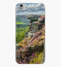 Derbyshire Gritstone Edge iPhone Case