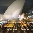 Zooming Sydney Opera House Australia architecture by Svenbj