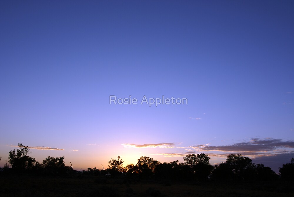 The sunrise no one wanted to get up for... by Rosie Appleton