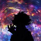 Deku Galaxy by itsallihere