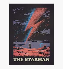 The Starman Photographic Print