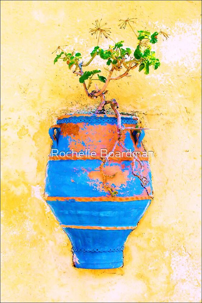 Colours of Greece by Rochelle Boardman