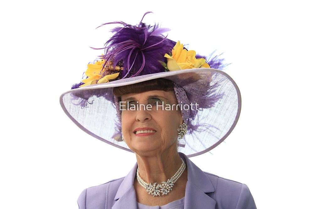Mrs Riley by Elaine Harriott