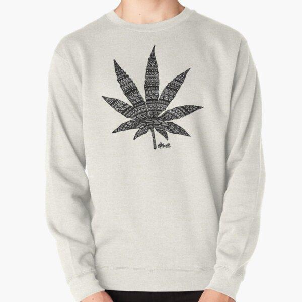 Chronic Leaf Pullover Sweatshirt