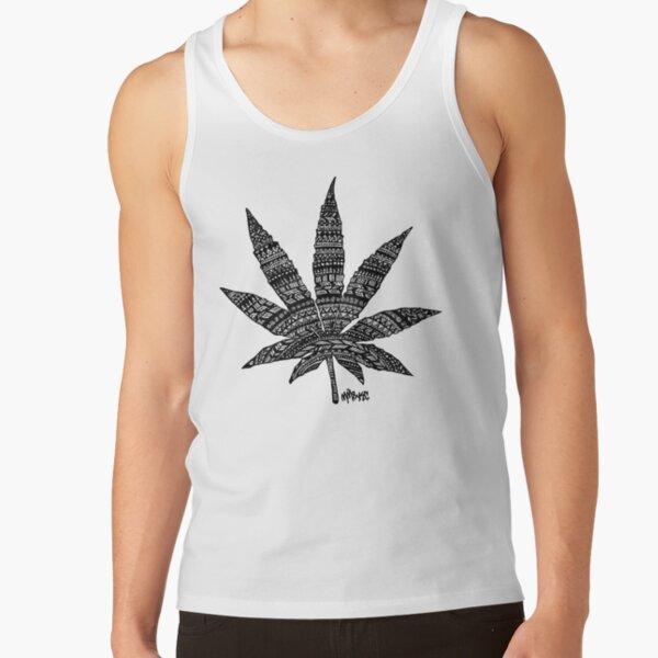 Chronic Leaf Tank Top