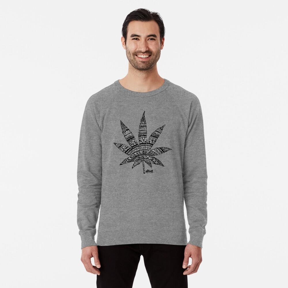 Chronic Leaf Lightweight Sweatshirt