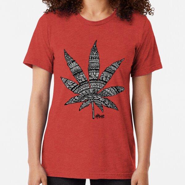 Chronic Leaf Tri-blend T-Shirt
