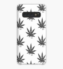 Chronic Leaf Case/Skin for Samsung Galaxy