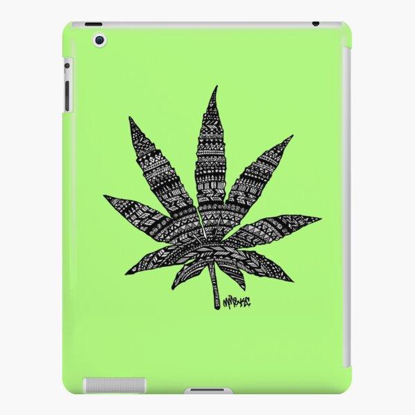 Chronic Leaf iPad Snap Case