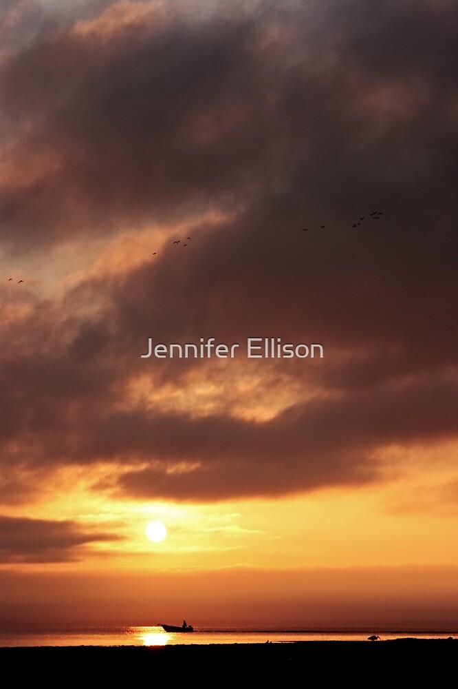 Heading Out by Jennifer Ellison