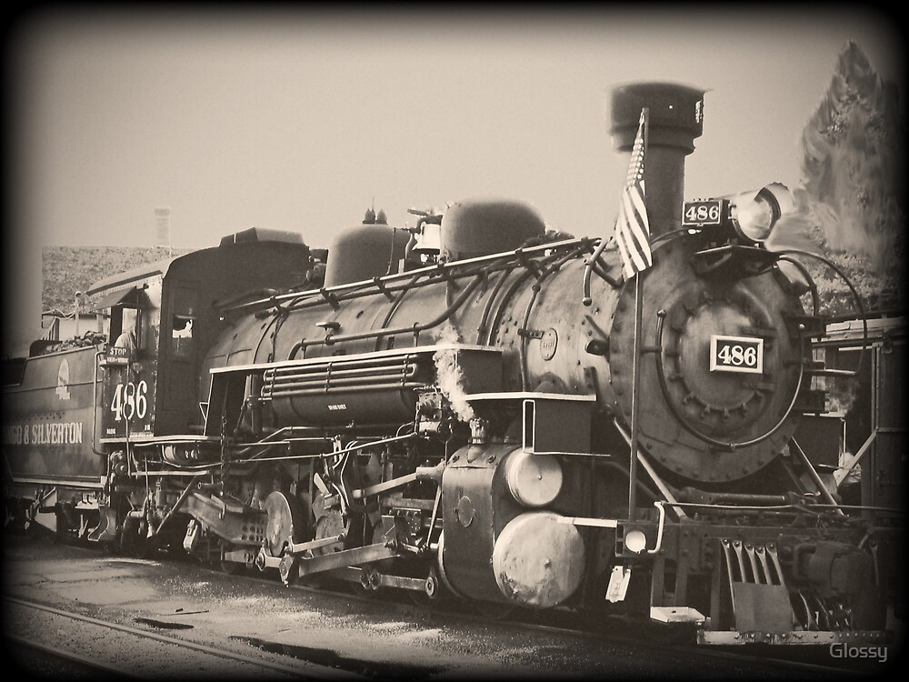 Steam Powered Giant From Yesteryear by Glossy