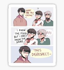 HOW TO ANNOY UR HYUNG: BY JEON JUNGKOOK Sticker