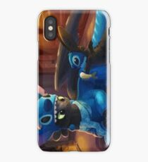 toothless&stitch iPhone Case/Skin